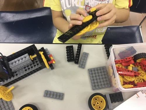ロボット教室☆彡